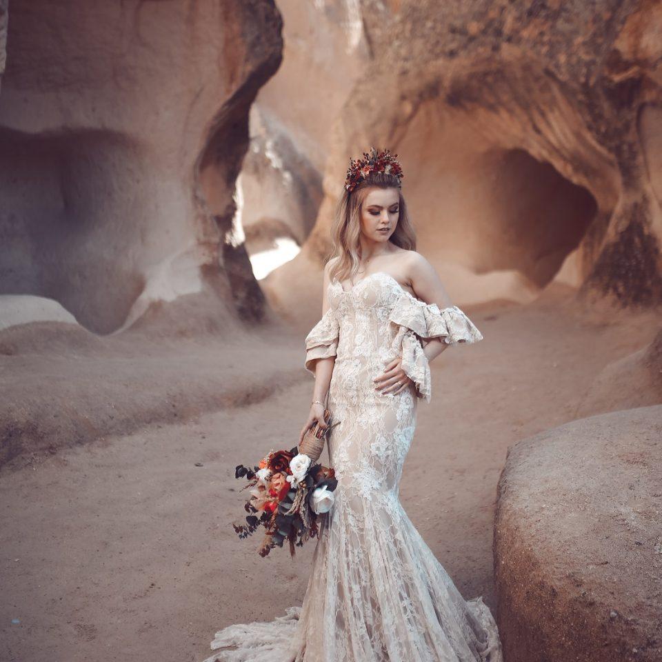 Kapadokya Düğün Hikayesi